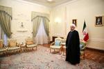 ایران کی یورپی ممالک سے تعلقات کو فروغ دینے پر تاکید