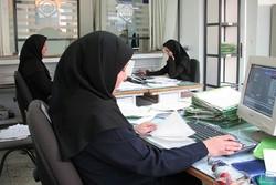 ادارات اصفهان تنها موظف به بکارگیری دو سوم از کارمندان هستند