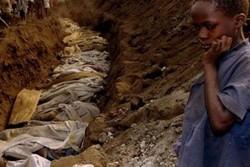 کشف ۶ هزار جسد از گورهای دسته جمعی در بروندی