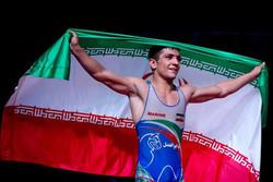 İran Grekoromen Dünya Şampiyonu oldu