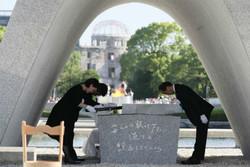 برگزاری مراسم سالگرد بمباران اتمی هیروشیما