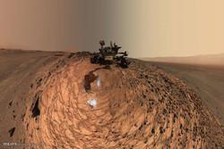 تصاویری از سطح مریخ