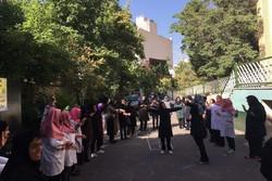 استعدادهای ورزشی بچه های آسمانی شمال تهران شناسایی می شود