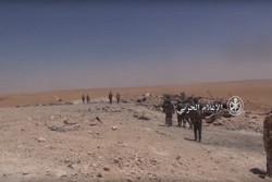 القوات السورية تبسط سيطرتها على مدينة سخنة بحمص