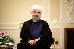 Pres. Rouhani congratulates Azeri counterpart on Republic Day