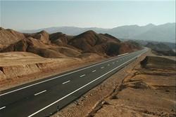آسفالت ۱۴ کیلومتر از قطعه اول محور، قزوین- الموت- تنکابن