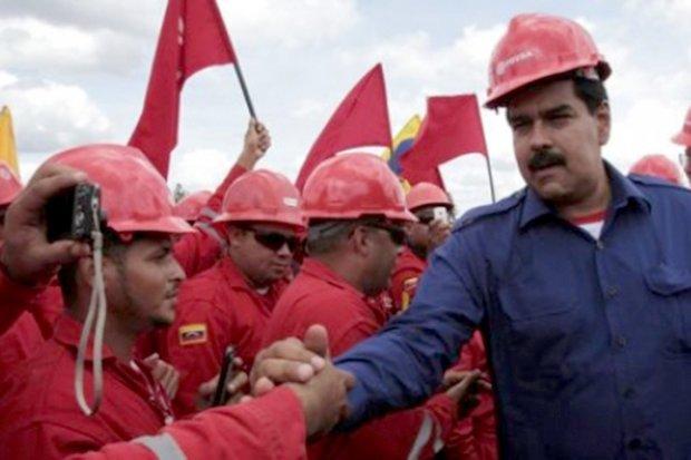 عزم مادورو برای افزایش تولید نفت