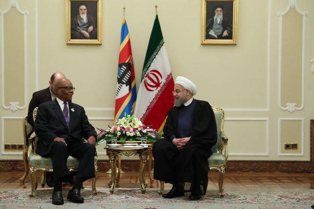 روحاني ظاهرة الإرهاب آفة خطيرة عصفت بالعديد من البلدان في افريقيا
