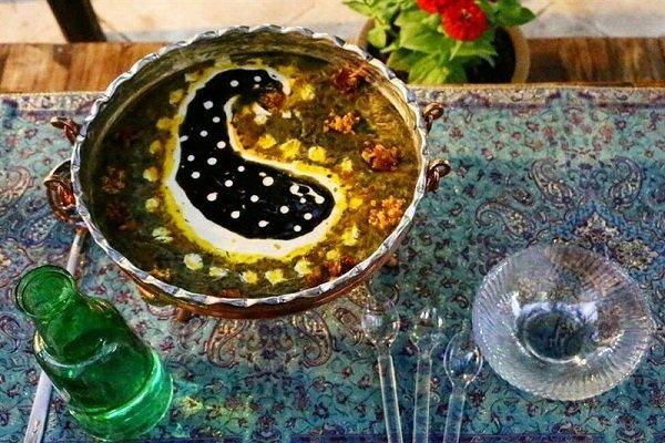 سیزدهمین جشنواره آش و غذاهای سنتی در نیر آغاز شد