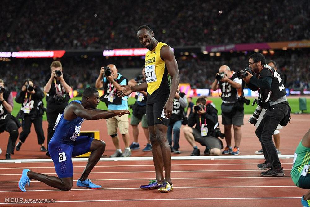 مسابقات دوی ۱۰۰ متر قهرمانی جهان