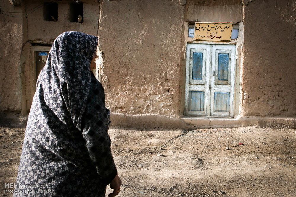 روستای رویین اسفراین؛ پایتخت نساجی سنتی ایران