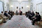 Rouhani calls for closer ties with Pakistan, Zimbabwe, Bolivia