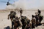 تصاویر عملیات هلیبُرن نظامیان آمریکایی در «شبوه» یمن
