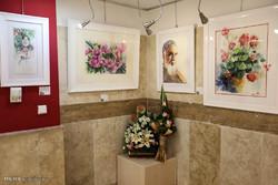 همایش و کارگاه نقاشی آبرنگ در فرهنگسرای اندیشه