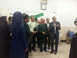 بازدید از طرح هجرت 3 در  کرمانشاه