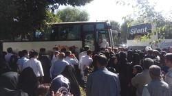 پرواز سوم زائران بیتالحرام زنجان با ۱۲ ساعت تاخیر انجام شد