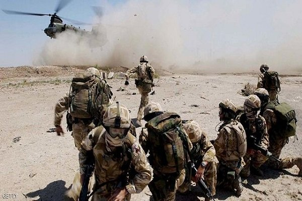 """عمليات """"انزال"""" امريكية في محاظة """"شبوة"""" اليمنية"""