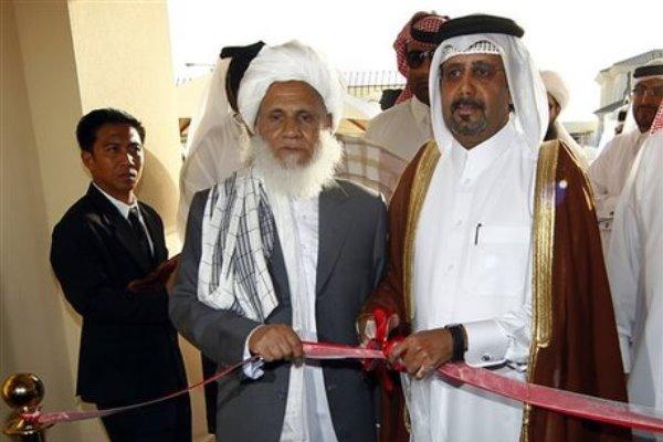 یک دیپلمات سعودی قطر را به حمایت از طالبان متهم کرد