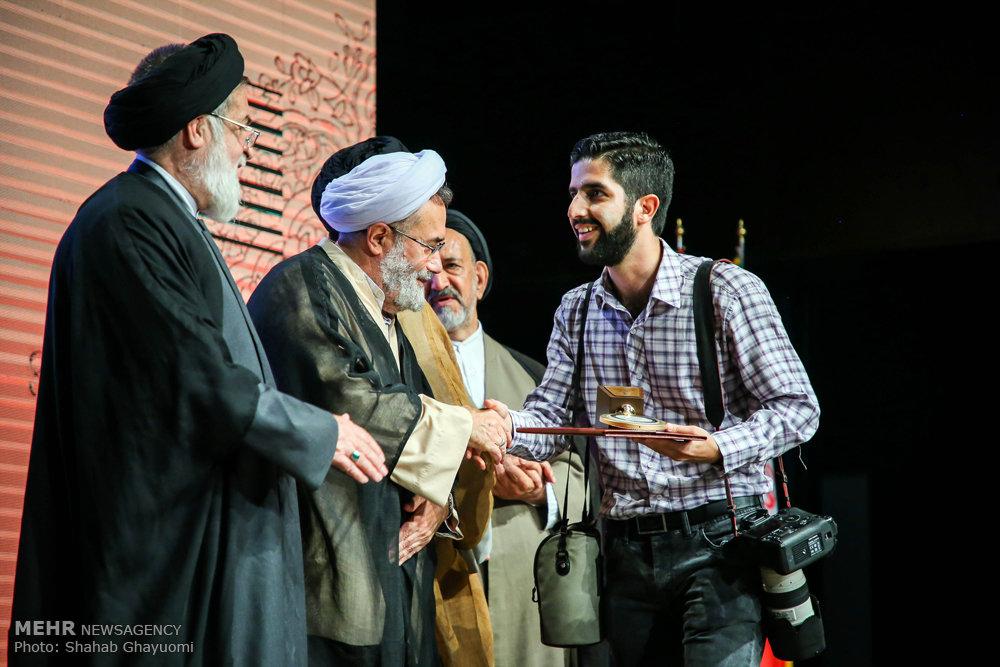 جشنواره  تجلیل از خبرنگاران در حوزه ایثار وشهادت