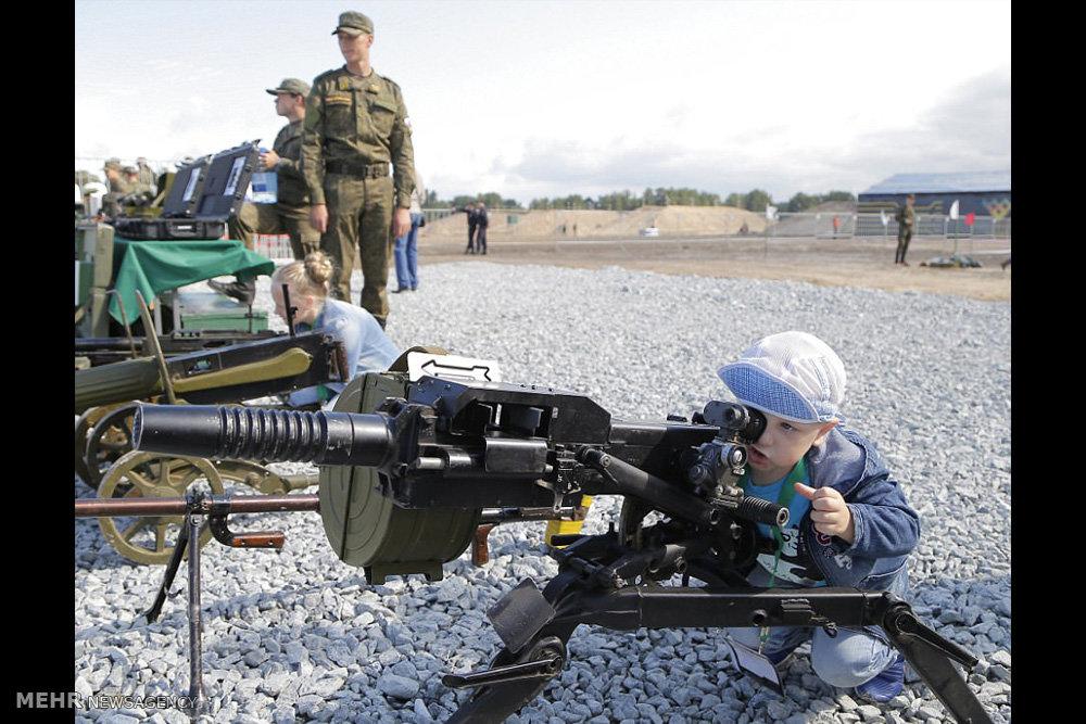 بازی های ارتش های جهان