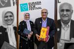 'Kelileh & Demneh' wins Special Jury Award at Eurasia Filmfest.
