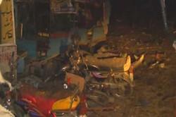 إصابة 22 شخصاً بانفجار في لاهور الباكستانية