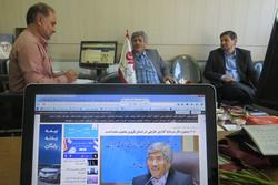 نقش خبرنگاران در تصمیم گیری درست مدیران قابل توجه است