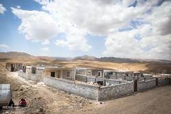 احداث واحدهای مسکونی در ۱۰ روستای زلزله زده کرمانشاه برای مددجویان بهزیستی