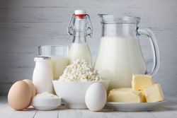 Dairy exports