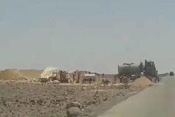 تسلط ارتش سوریه بر مناطق جدید در مرز با اردن