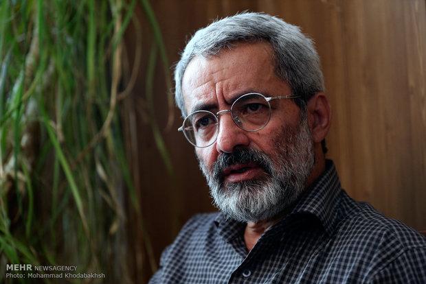 گفتگو با عباس سلیمی نمین