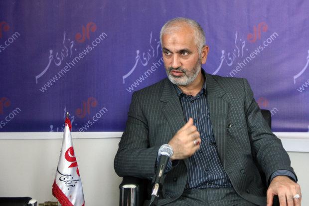 بازدید هادی هاشمیان رئیس کل دادگستری گلستان از خبرگزاری مهر