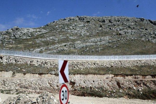 تورکیا چنینی دیواری سنووری لە گەڵ ئێران دەست پێکرد