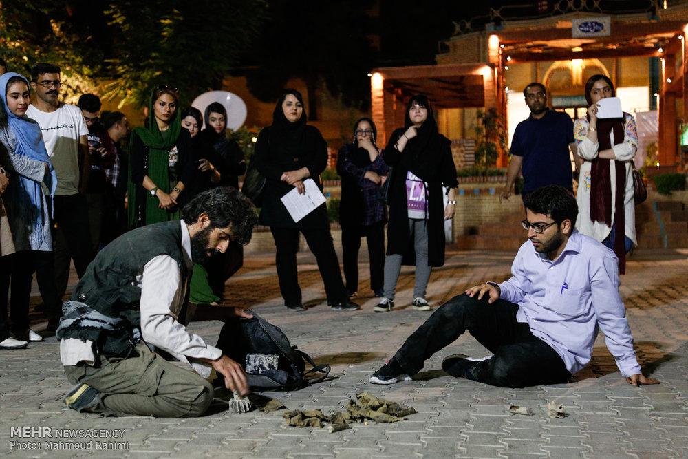 بیست و پنجمین جشنواره تئاتر سوره