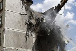 """تدمير المباني القديمة التابعة للإتحاد السوفيتي تحت عنوان """"إعادة إعمار موسكو"""""""