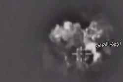 روسها مواضع داعش را در سوریه بمباران کردند