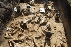 قبرستان دایناسور