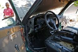 حمله شهرک نشینان