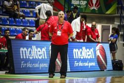 مهران حاتمی: شرایط ذوبآهن برای نیم فصل دوم لیگ بسکتبال بهتر است