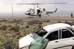 حوادث ترافیکی امروز قم ۱۰ مجروح برجای گذاشت