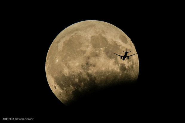 میدان «نقش جهان» میزبان ماه گرفتگی ۶ ساعته قرن ۲۱