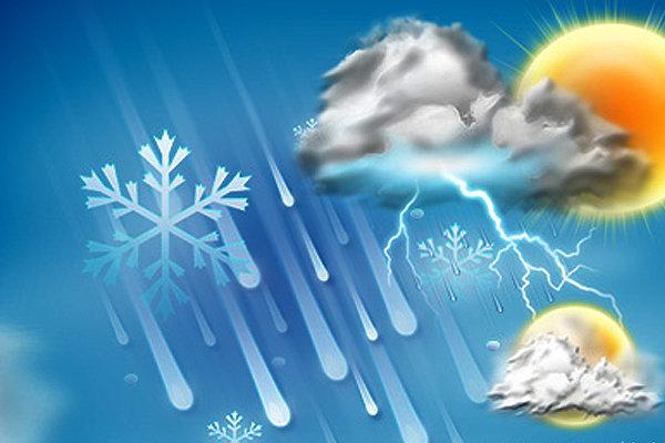 کاهش ۲ تا ۳ درجهای هوا در اصفهان/احتمال بارش برف در استان