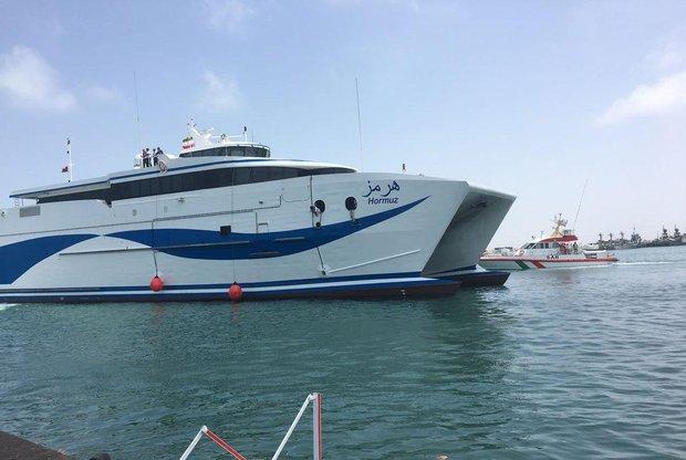 «عمان» امن ترین و مطمئن ترین مسیر دریایی خلیج فارس است