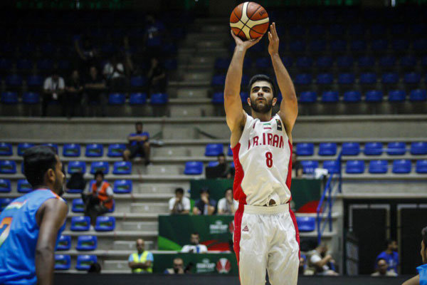 Basketballers defeat Syria in FIBA Asia Cup