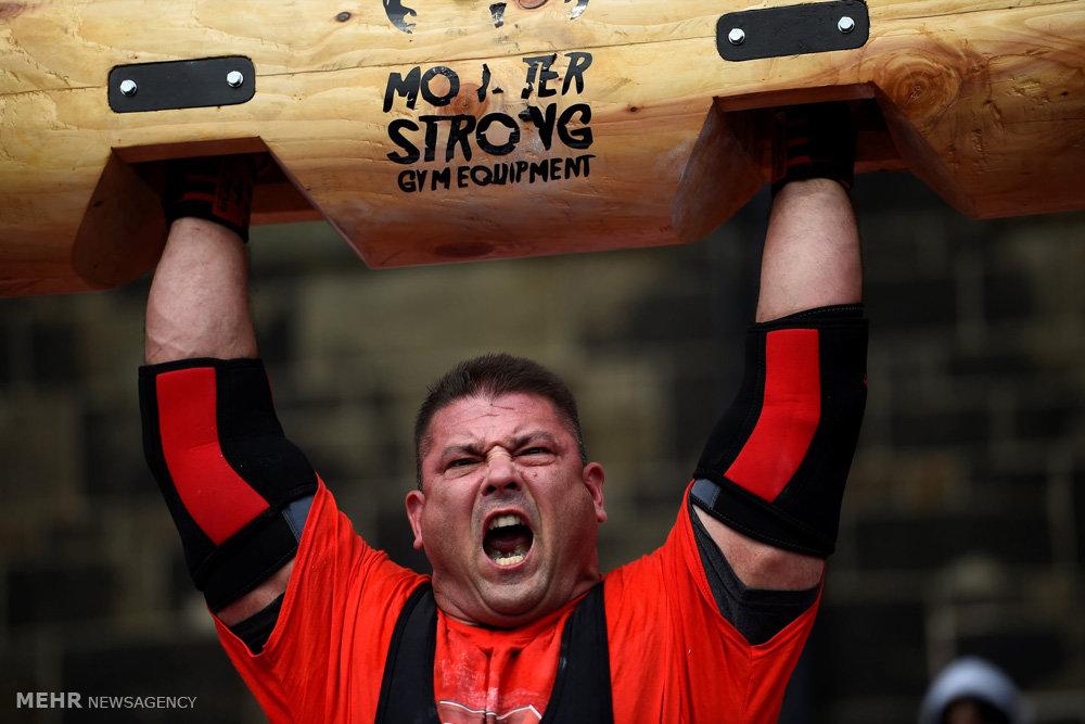 قویترین مردان جهان 2014 RE:مسابقات قویترین مردان جهان.