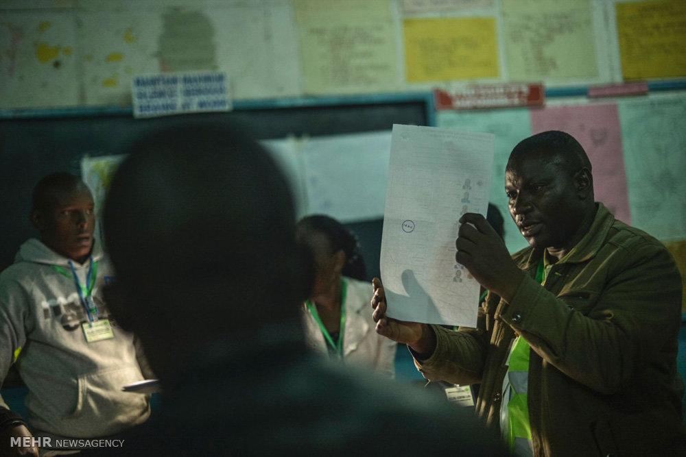 انتخابات در کنیا