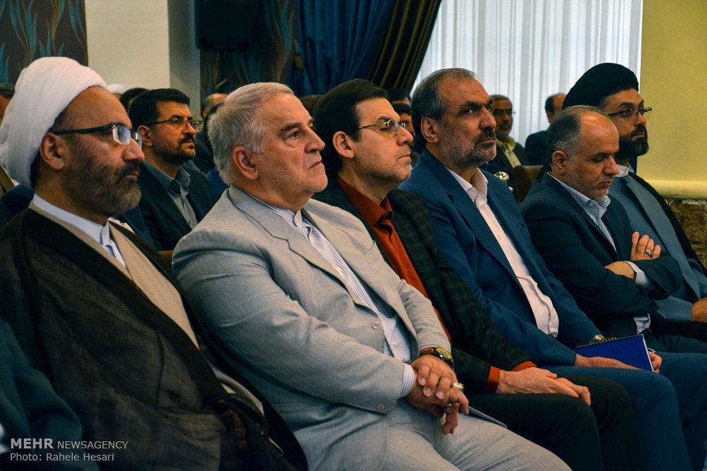 چهاردهمین همایش دادستانهای عمومی و انقلاب مراکز استان ها در گرگان