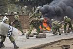 اپوزیسیون کنیا مدعی کشته شدن ۱۰۰ نفر در درگیری های این کشور شد