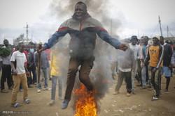 کینیا میں صدارتی انتخاب کے بعد پرتشدد واقعات میں 5 افراد ہلاک