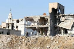 """Şii kenti """"El-Avamiye""""den son görüntüler"""